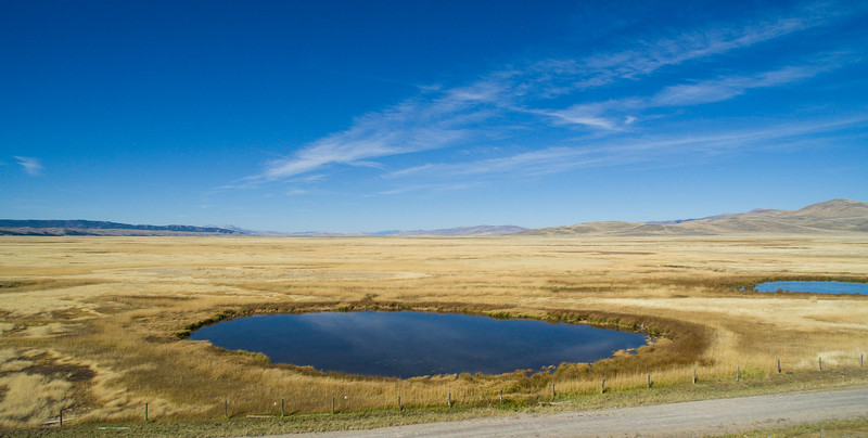 Water Hole, Brundage Lane, Centennial Valley, MT