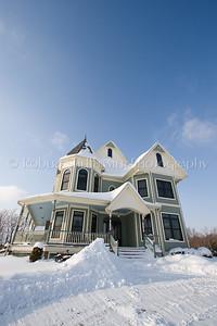 Snowy Victorian