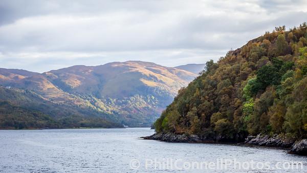 Loch Leven looking East