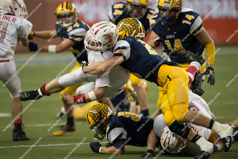 Constantine vs. Ithaca<br /> MHSAA High School Football Finals<br /> Division 6<br /> 2012