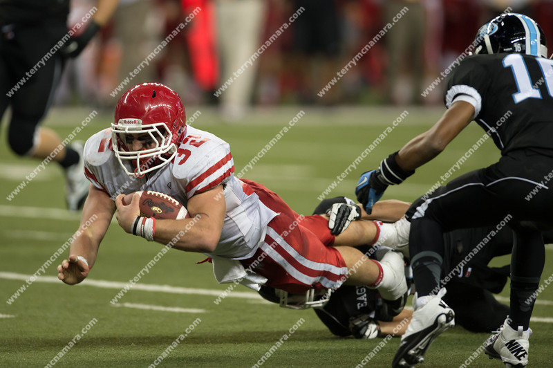 Grand Rapids Christian vs. Orchard Lake St. Mary's<br /> MHSAA High School Football Finals<br /> Division 3<br /> 2012