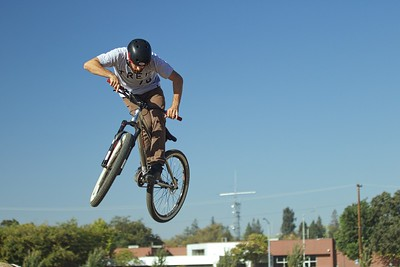 Sacramento Bike Park Opens-October