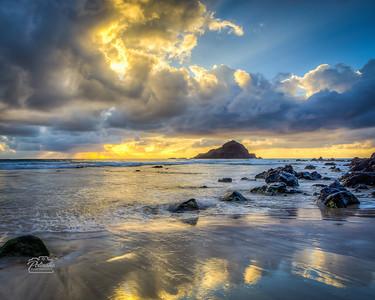 Alau Island, Hana, Maui