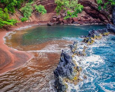 Kaihalulu, Hana, Maui
