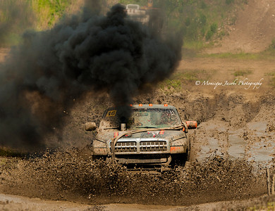 Fort Nelson Mud Bogs 2016
