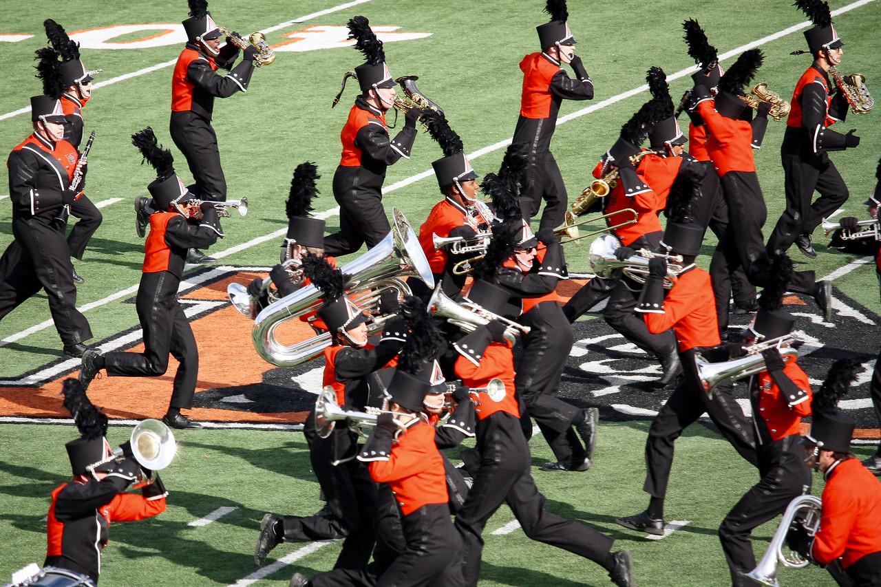 "The Charge! Halftime Show 2015, ""The Price"""