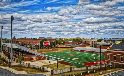 A beautiful Day Over Mercer