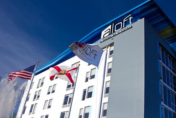 Aloft Doral Grand Opening