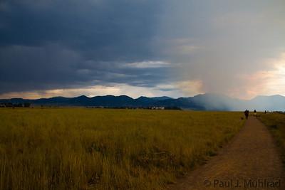 Flagstaff Fire, Boulder, CO