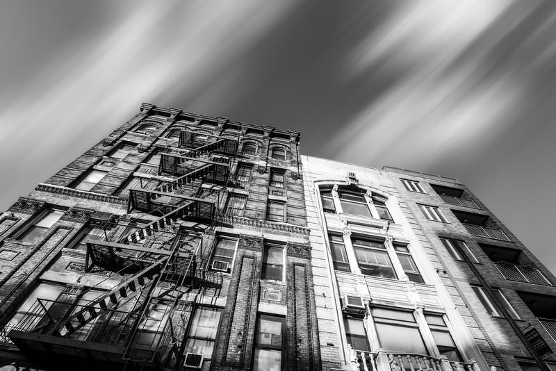 Bricks in the Bowery