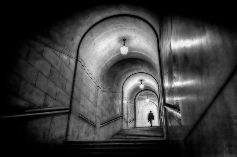 Supreme Stairwell