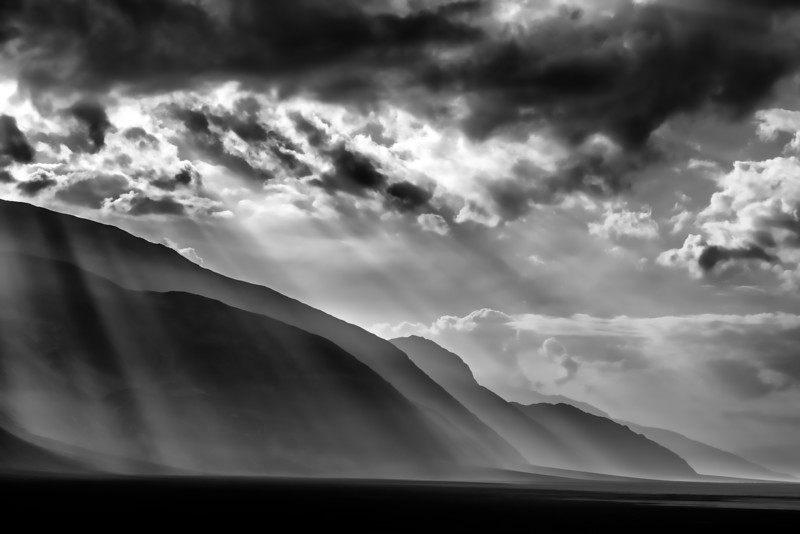 The Hills of Badwater Basin