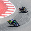 #5 Zarco Chases Rossi