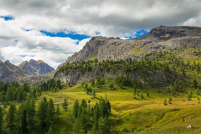 Dibona to Nuvolau, Dolomites 6509