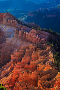 Cedar Breaks Sunset Glow