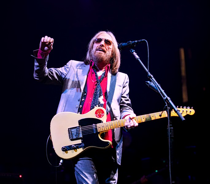 Tom Petty 9-1-2017