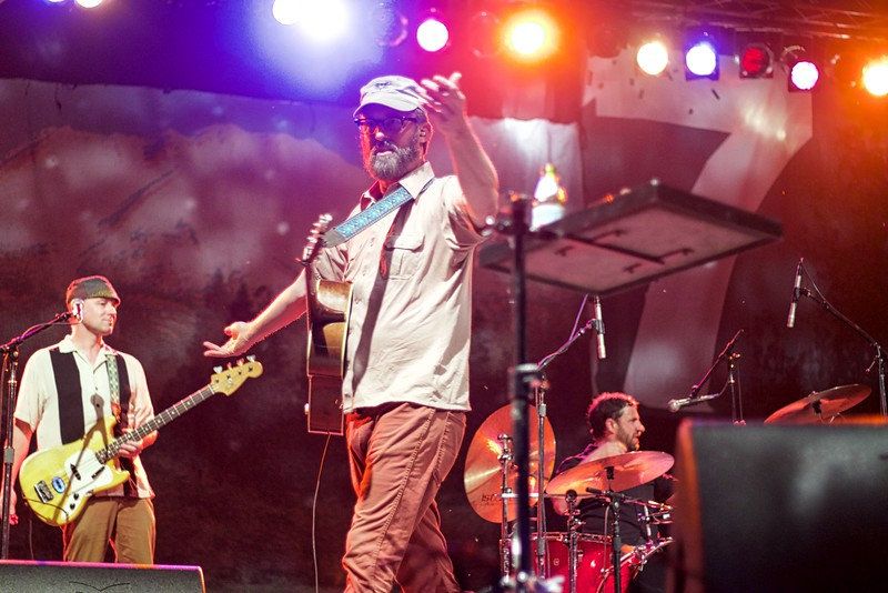 City of Trees concert  2015-08-15