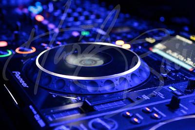 Pioneer DJ Platter