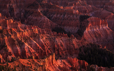 Cedar Breaks Afterglow