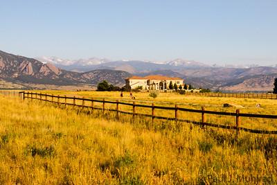 Harper Lake & Davidson Mesa
