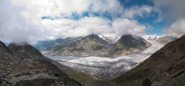 Aletsch gletscher | Fiesch Eggishorn | Switzerland