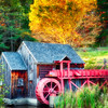 Little Reds Grist Mill in Vermont
