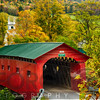 Scenic Covered Bridge of West Arlington