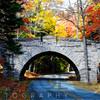 Stone Bridge over a Carriage Road, Acadia National Park, Maine