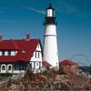 Cape Elizabeth, Portland Head Lighthouse, Maine