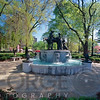 Patriot's Farwell   Fountain in the Green, Morristown, New Jersey