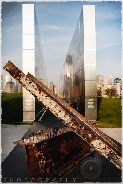 Empty Sky: New Jersey September 11th Memorial