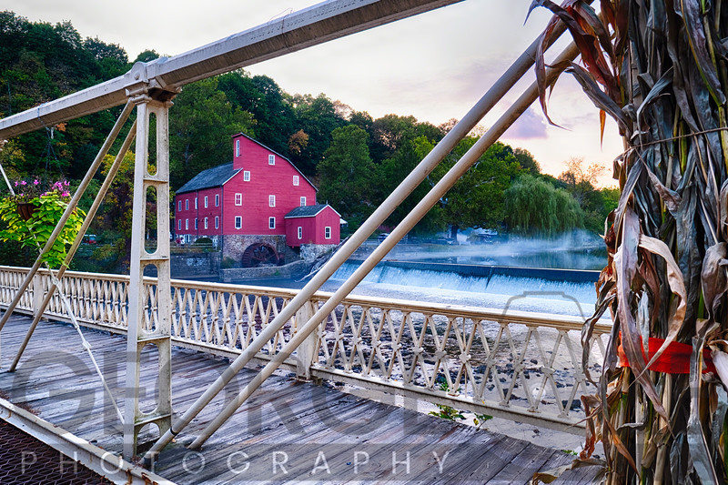 Red Mill View, Clinton, New Jersey