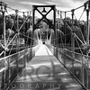 Lumberville-Raven Rock Pedestrian Brudge  New Jersey Side