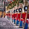 Holiday Season Soldiers on the Main Street Bridge, Clinton, New Jersey