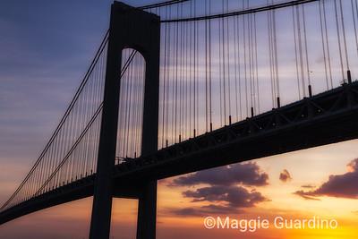 Bay Ridge Brooklyn Sunset