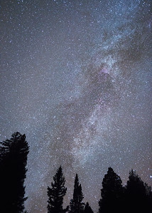 Milky Way in November, Wood River Valley, Idaho