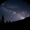 Milky Way Over Sun Valley, Idaho