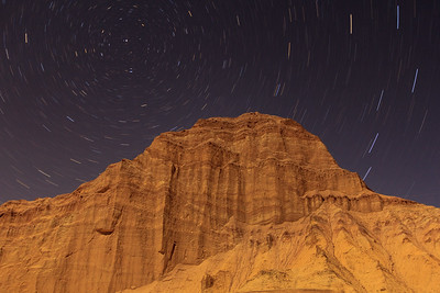 Manly Beacon Star Trails