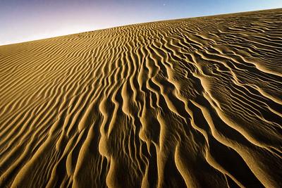 Dune Under Moon 3