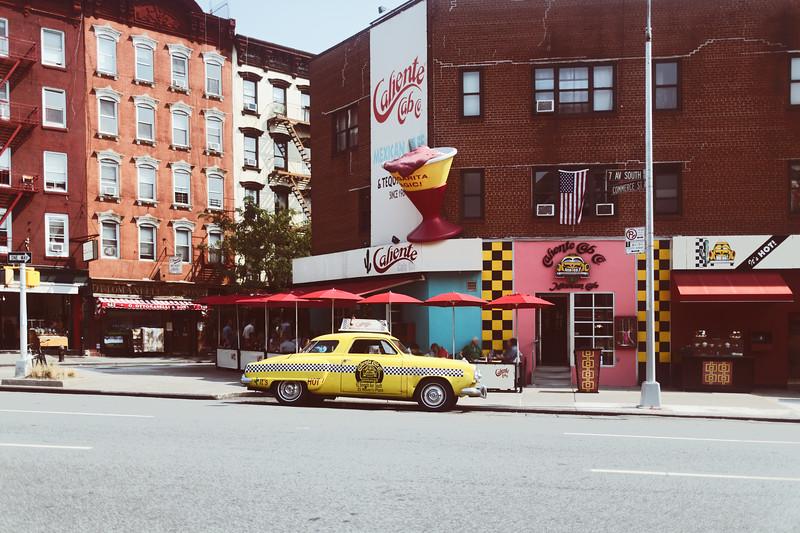 West Village Antique Street Scenic, Manhattan, New York City, New York
