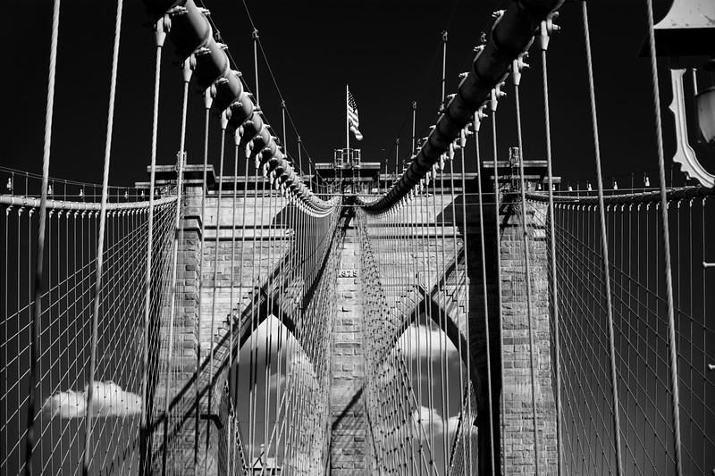 Brooklyn Bridge Impression
