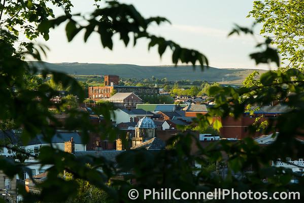 Rochdale Town View