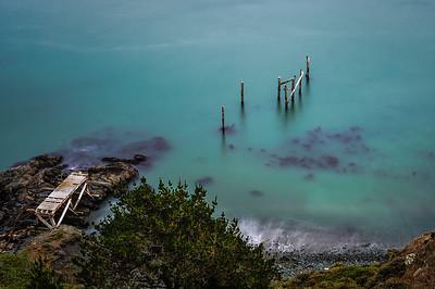 Pier Remains