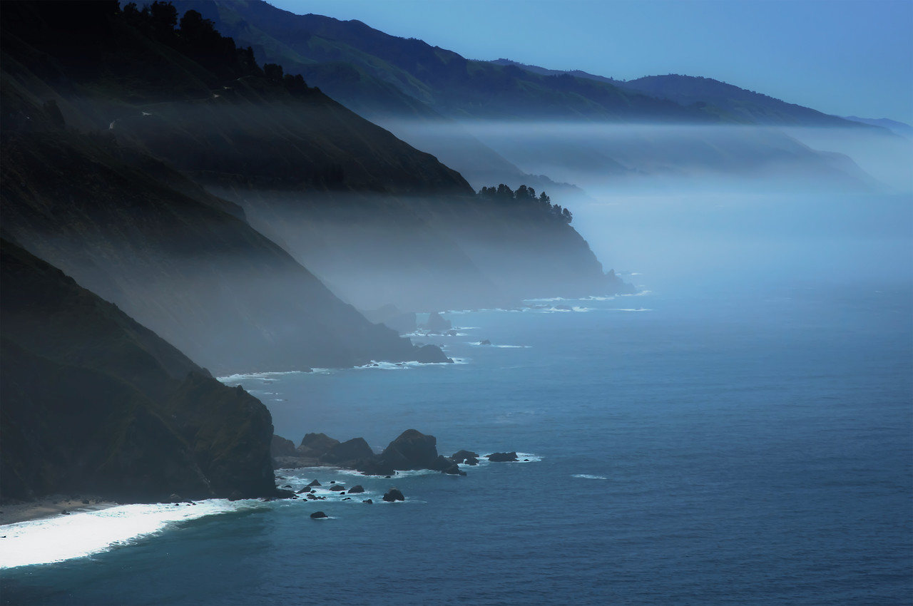 Big Sur Haze