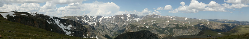 Beartooth Plateau scenic view, WY