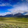 Alaska Basin, MT (compressed Horizontally)