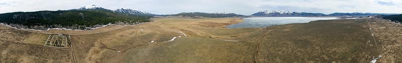 Centennial Valley in April, Idaho