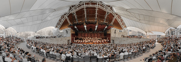 Sun Valley Summer Symphony, Sun Valley Pavilion