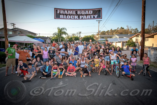 Frame Road Block Party 2016
