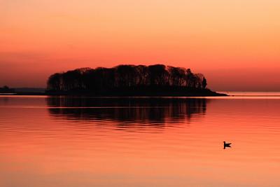 Sprite Island Sunrise